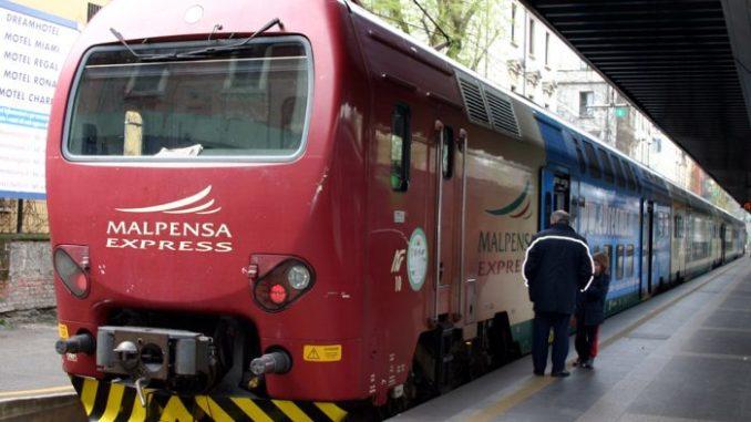 legnano treni pendolari terzi