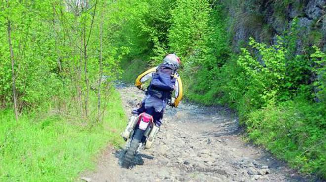 discarica motocross gorla