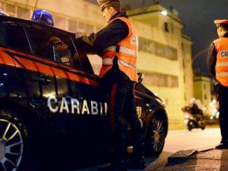 carabinieri droga alcool busto