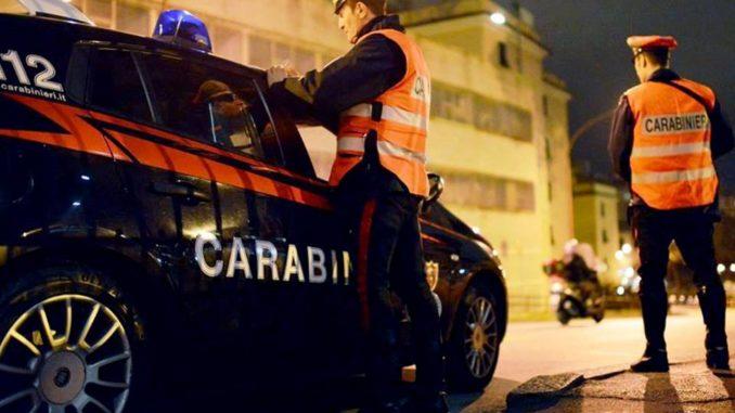 Tentato omicidio legnano carabinieri