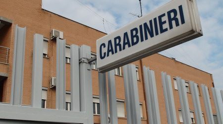 caserma carabinieri busto