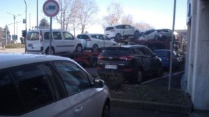 castellanza cittadini traffico