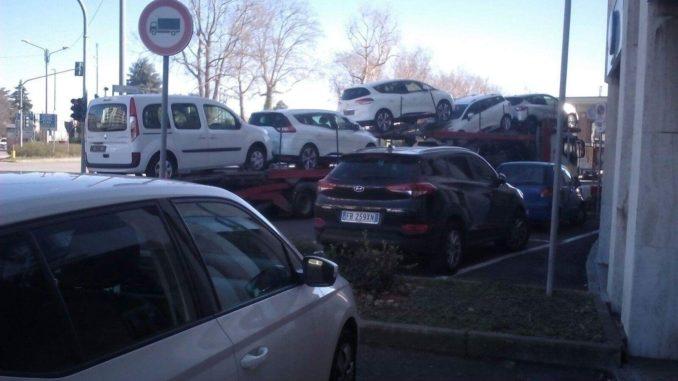 castellanza traffico cittadini