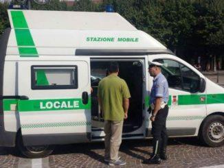 centrale mobile vigili