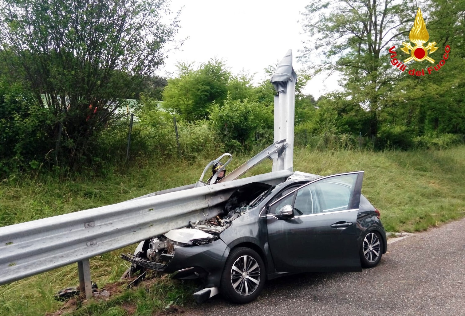 incidente autostrada besnate
