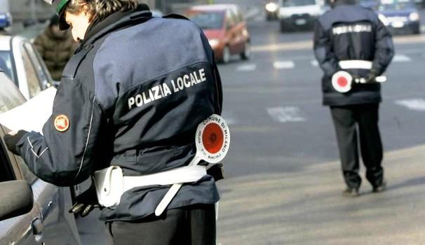 patente falsa polizia locale