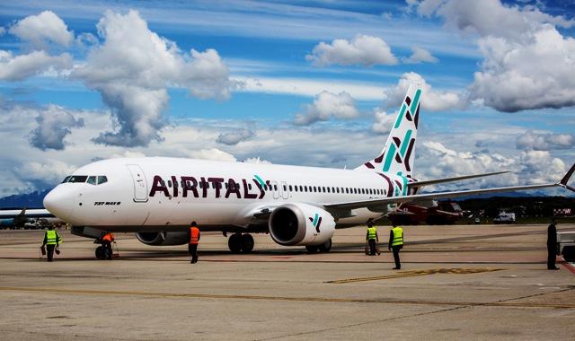 Boeing Air Italy Egitto