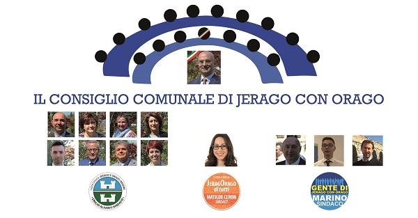 consiglio comunale jerago