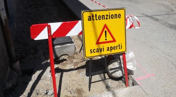 asfalto lavori legnano