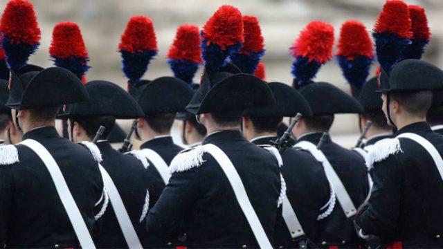 carabinieri festa