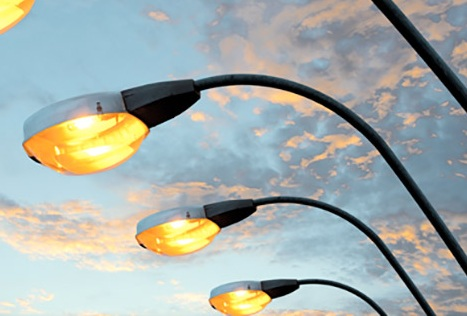 castellanza parcheggi lampionni