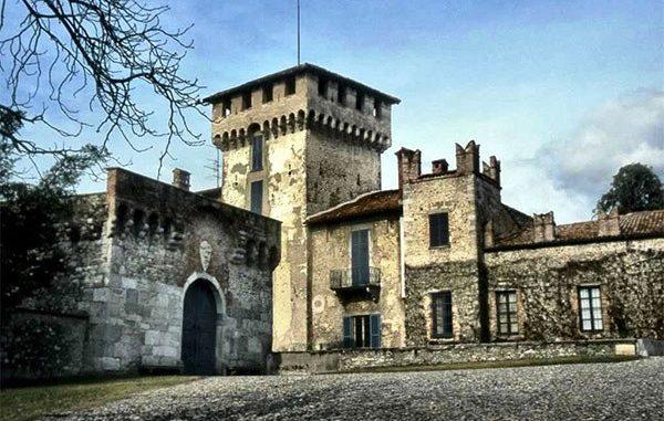 castello somma lombardo