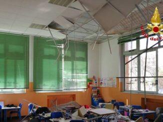 crollo scuole bossi