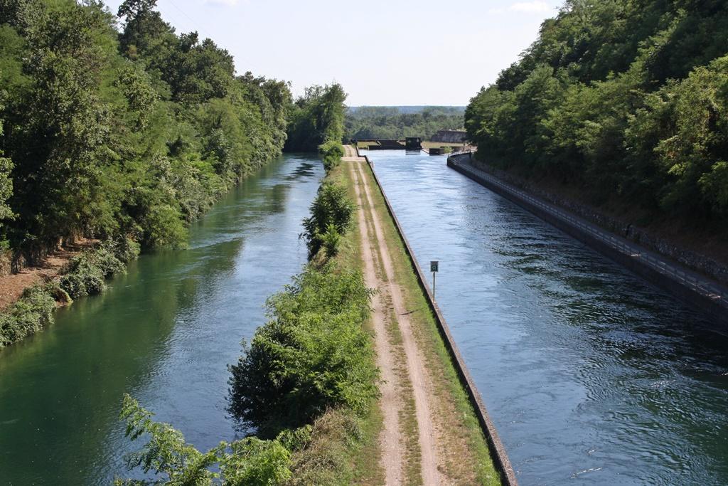 divieto balneazione canali