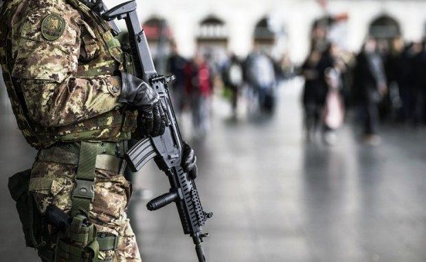 esercito stazione gallarate