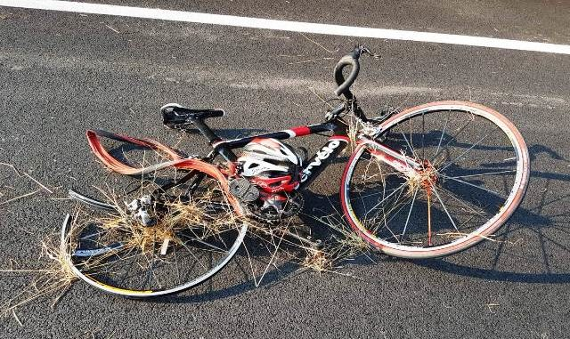 incidente bici olgiate