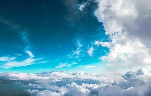 nuvolosità tempo stabile