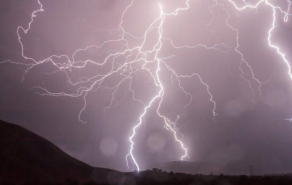 temporali pomeriggio sera