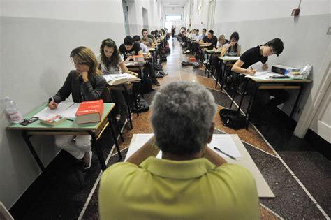 Prima prova esami di stato