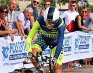 piccolo ciclismo crono
