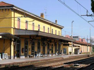 investito treno legnano