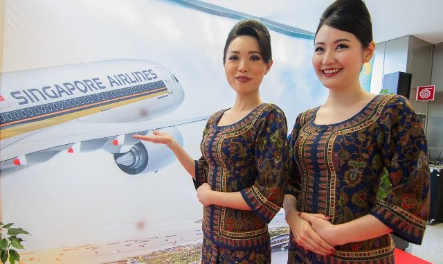 Singapore Airlines compagnia