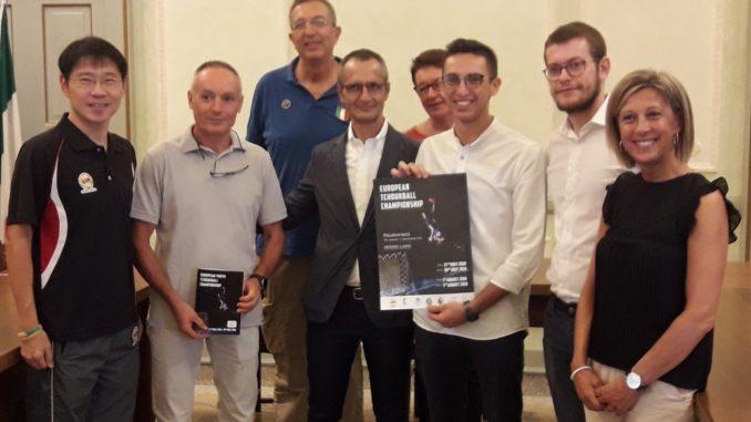 Campionati Europei di Tchoukball