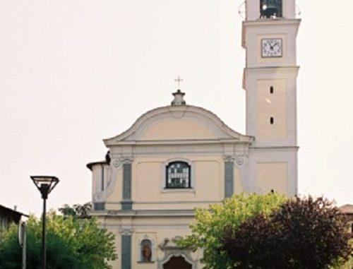 vanzaghello chiesa chiusa