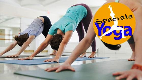 speciale yoga tappetino