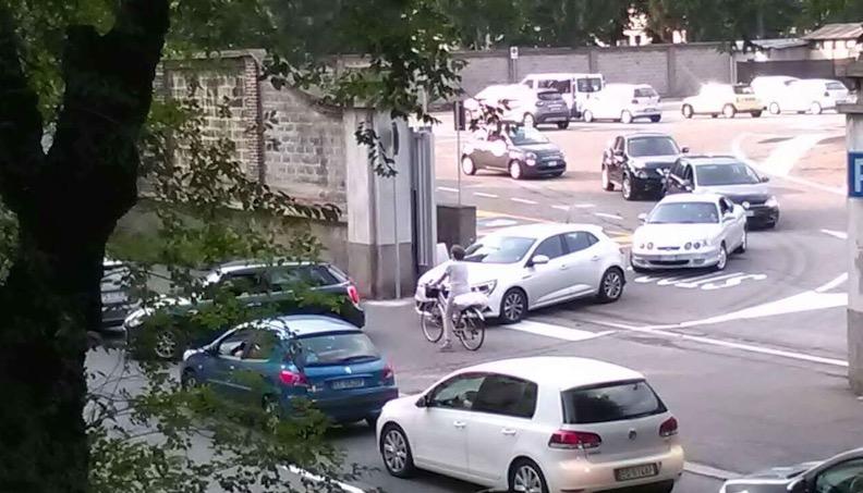 busto parcheggio viale venezia
