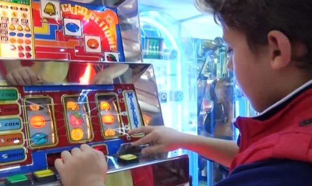 Gioco azzardo minorenni