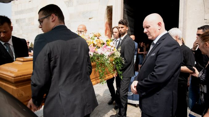 funerale vincenzo Renna