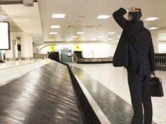bagaglio smarrito aeroporto