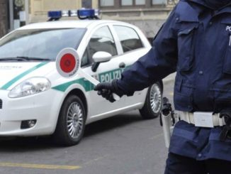 gallarate incidente bimba investita