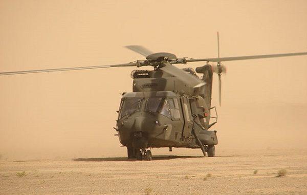 ripresa elicotteri leonardo