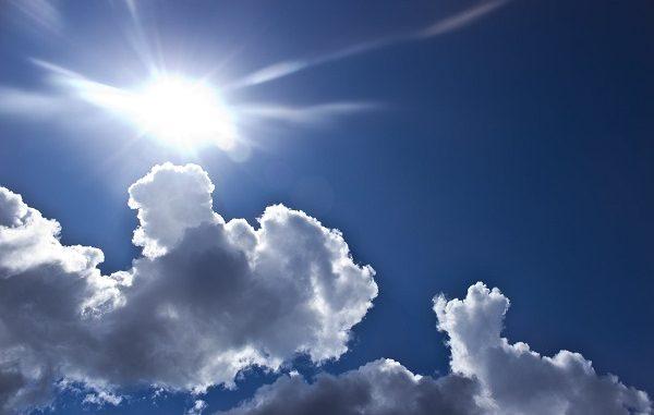 sereno aumento nuvolosità