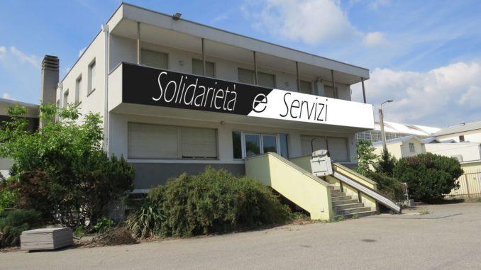 solidarietà e servizi capannone