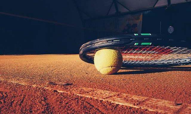 tennis morto spogliatoi