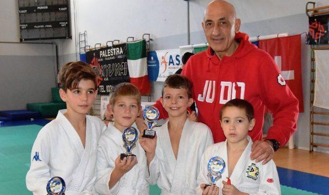 judo scuola somma