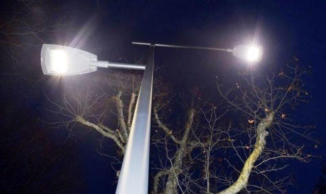 villacortese illuminazione pubblica lavori