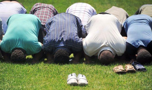 preghiera musulmani cardano