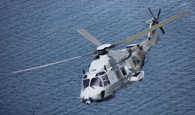 leonardo ripresa elicotteri