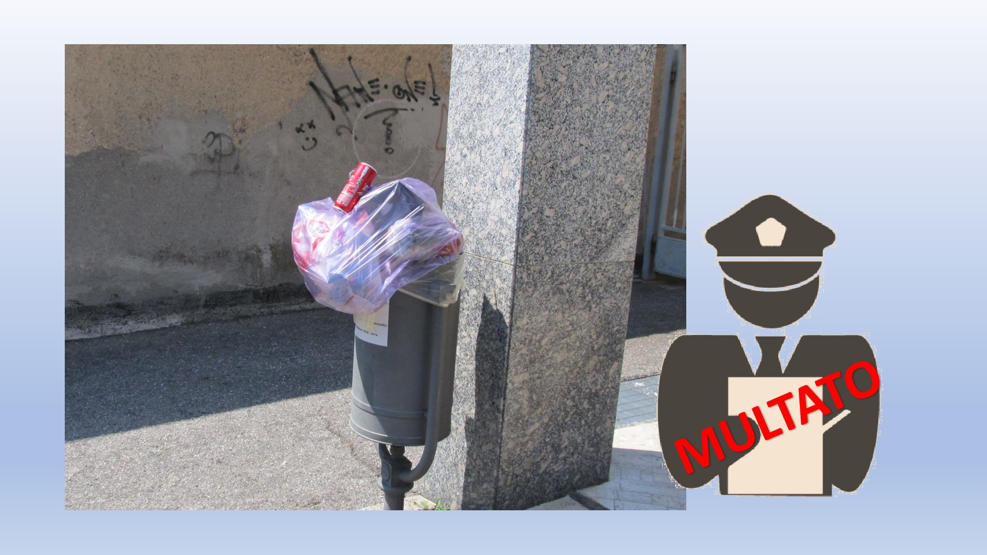 Abbandono rifiuti cardano