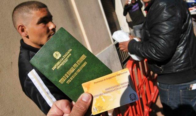 Immigrazione: 20mila permessi di soggiorno all\'anno ...