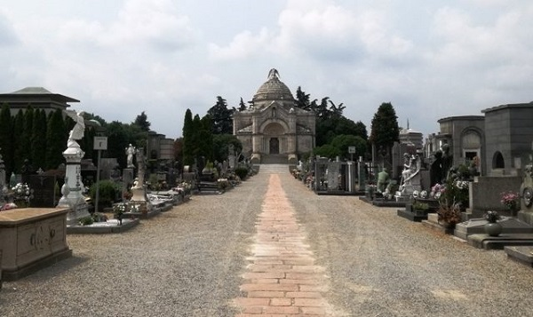 cimiteri furti gallarate