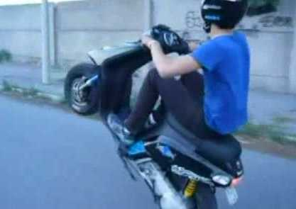 gas giovani motociclisti
