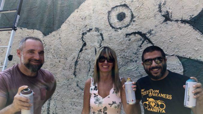 murales comunità veneta