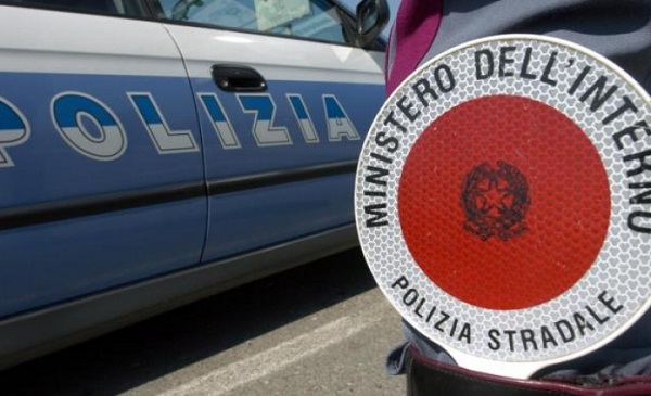 stradale vergiate a26 arresto droga