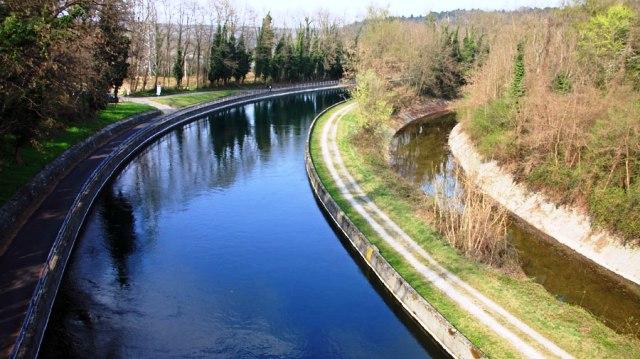 canale villoresi ticino
