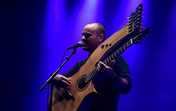 andy mckee chitarra